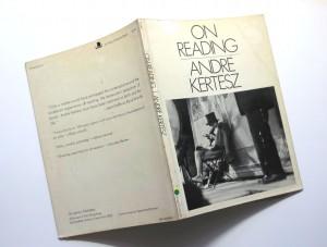 アンドレ・ケルテス「ON READING」